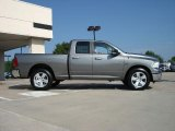 2010 Mineral Gray Metallic Dodge Ram 1500 Big Horn Quad Cab 4x4 #33329117
