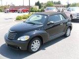 2007 Black Chrysler PT Cruiser Convertible #33329511
