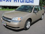 2005 Light Driftwood Metallic Chevrolet Malibu LS V6 Sedan #33329537