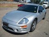 2003 Sterling Silver Metallic Mitsubishi Eclipse GS Coupe #33328345