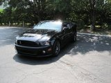 2011 Ebony Black Ford Mustang Shelby GT500 SVT Performance Package Convertible #33328385