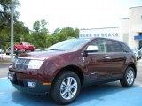 2010 Cinnamon Metallic Lincoln MKX FWD #33328400
