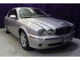 2002 Jaguar X-Type Platinum Metallic
