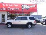 2003 Silver Birch Metallic Ford Explorer XLT 4x4 #33328778