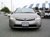 2007 Galaxy Gray Metallic Honda Civic Hybrid Sedan #33329600