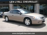 2006 Amber Bronze Metallic Chevrolet Monte Carlo LT #33328439