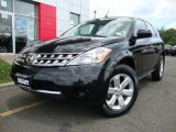 2007 Super Black Nissan Murano S AWD #33328863