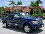 2009 Ford F150 Platinum SuperCrew 4x4