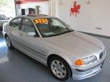 2000 Titanium Silver Metallic BMW 3 Series 328i Sedan #33438579