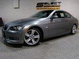 2007 Sparkling Graphite Metallic BMW 3 Series 335i Coupe #33438810