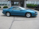 1995 Chevrolet Camaro Bright Teal Metallic