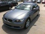 2010 Space Gray Metallic BMW 3 Series 328i xDrive Coupe #33439340