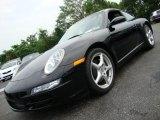 2007 Black Porsche 911 Carrera Coupe #33438627