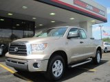 2008 Desert Sand Mica Toyota Tundra Double Cab 4x4 #33439092
