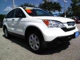 2009 Taffeta White Honda CR-V EX #33438635