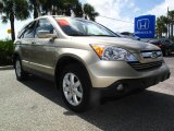 2007 Borrego Beige Metallic Honda CR-V EX-L #33438638