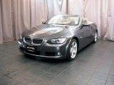 2007 Sparkling Graphite Metallic BMW 3 Series 328i Convertible #33438670