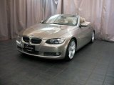 2007 Platinum Bronze Metallic BMW 3 Series 335i Convertible #33438674