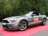 2011 Sterling Gray Metallic Ford Mustang Shelby GT500 Convertible #33438928