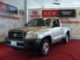 2007 Desert Sand Mica Toyota Tacoma Regular Cab #33439532