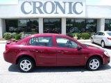 2007 Sport Red Tint Coat Chevrolet Cobalt LT Sedan #33438951