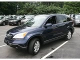 2007 Royal Blue Pearl Honda CR-V EX-L 4WD #33438765