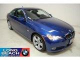 2007 Montego Blue Metallic BMW 3 Series 335i Coupe #33438988
