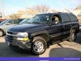 2005 Dark Blue Metallic Chevrolet Tahoe LS #33496549