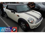 2007 Pepper White Mini Cooper Hardtop #33495940