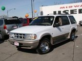1997 Oxford White Ford Explorer Eddie Bauer 4x4 #33496577