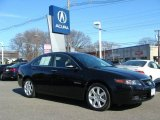2005 Nighthawk Black Pearl Acura TSX Sedan #3340827