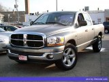 2006 Mineral Gray Metallic Dodge Ram 1500 SLT Quad Cab #33496388
