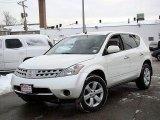 2006 Pearl White Nissan Murano S AWD #33496593