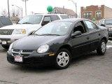 2003 Black Dodge Neon SE #33496600