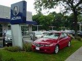 2008 Milano Red Acura TSX Sedan #33496057