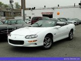 1999 Chevrolet Camaro Z28 Convertible Data, Info and Specs
