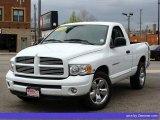 2004 Bright White Dodge Ram 1500 SLT Rumble Bee Regular Cab #33496461