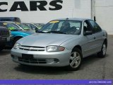2003 Ultra Silver Metallic Chevrolet Cavalier LS Sedan #33496472