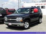 2005 Dark Blue Metallic Chevrolet Tahoe LS 4x4 #33496670
