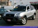 2004 Pewter Hyundai Santa Fe  #33496481