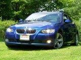 2007 Montego Blue Metallic BMW 3 Series 335i Coupe #33496089