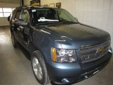 2010 Blue Granite Metallic Chevrolet Tahoe LS 4x4 #33496094
