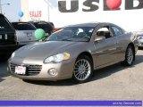 2003 Light Almond Pearl Metallic Chrysler Sebring LXi Coupe #33496520