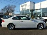2007 Alpine White BMW 3 Series 328xi Coupe #3340794