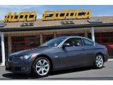 2007 Sparkling Graphite Metallic BMW 3 Series 328xi Coupe #33496351