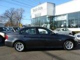 2008 Sparkling Graphite Metallic BMW 3 Series 328xi Sedan #3340811