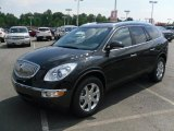2010 Carbon Black Metallic Buick Enclave CXL #33539076