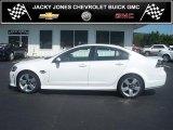 2009 White Hot Pontiac G8 GT #33538932
