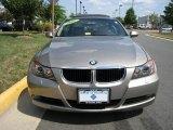 2007 Platinum Bronze Metallic BMW 3 Series 328i Sedan #33548395