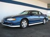 2003 Superior Blue Metallic Chevrolet Monte Carlo SS Jeff Gordon Signature Edition #33548892